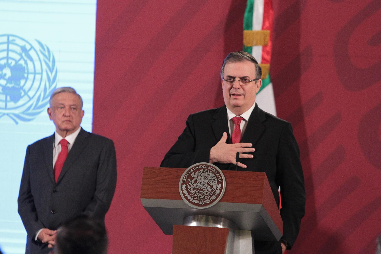 El próximo lunes, primera reunión entre los presidentes López Obrador y Biden