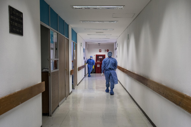 México suma 218 mil 173 muertes por COVID-19