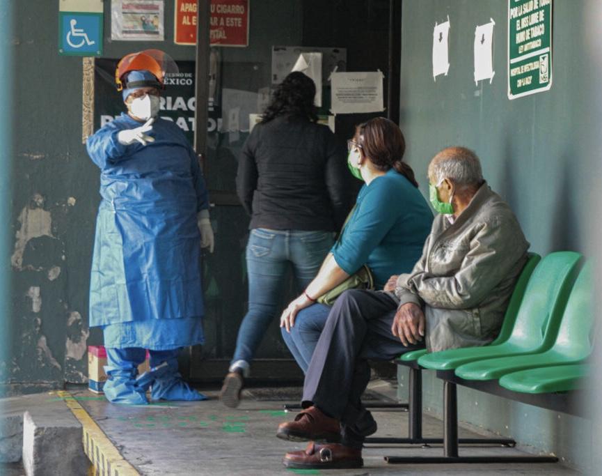 Diez estados del país con aumento de casos de COVID-19 reporta Salud