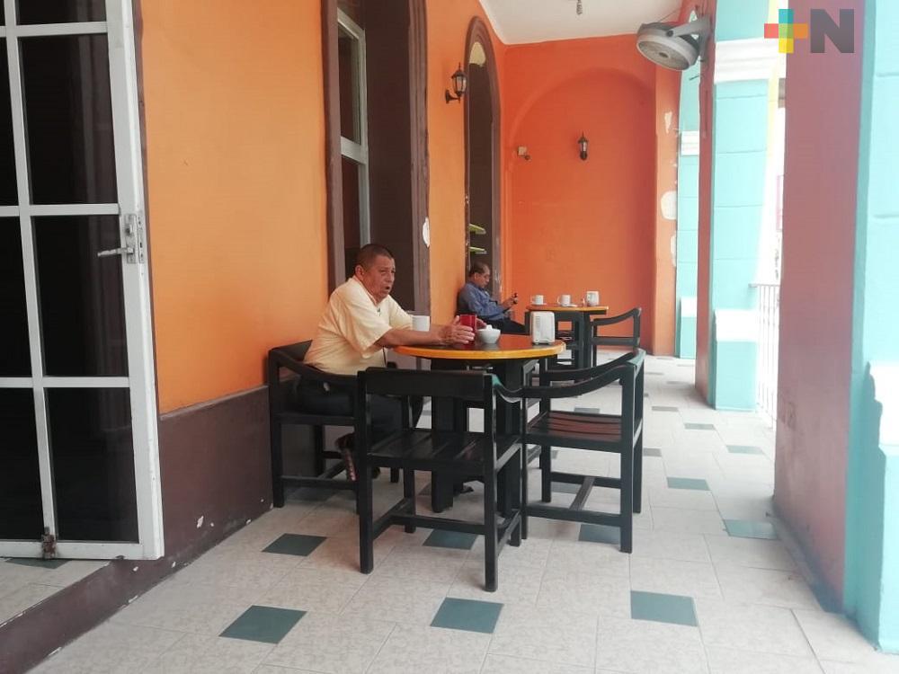 Propietarios de restaurantes de Coatzacoalcos, aprovechan pandemia para remodelar sus establecimientos