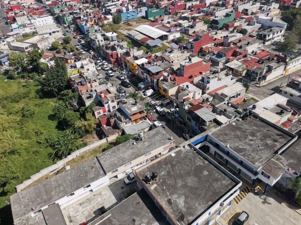SSP despliega operativo en Emiliano Zapata