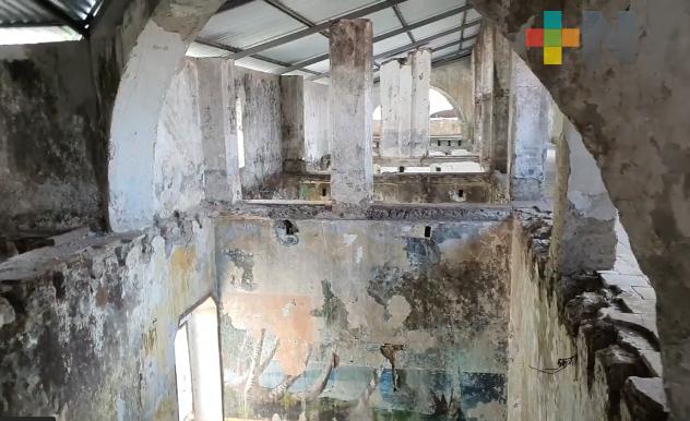 En Orizaba recuperarán el edificio del Exconvento de San José de Gracia |  MÁSNOTICIAS
