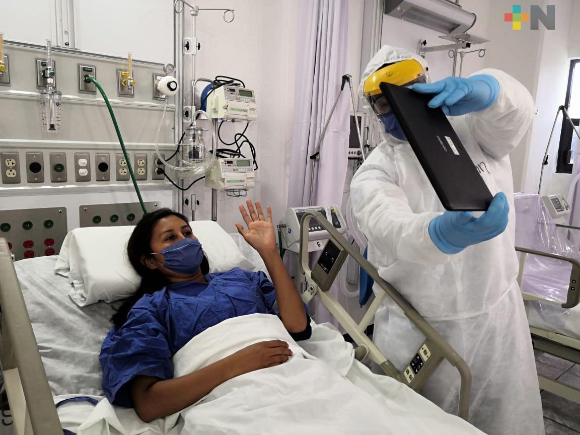 En México hay 185 mil 715 personas fallecidas por COVID-19; López Gatell está hospitalizado desde el pasado miércoles