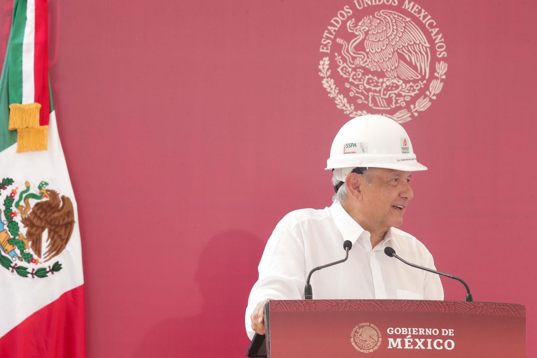 Avanza rescate del Sistema Nacional de Refinación; se logrará la autosuficiencia energética, destaca presidente