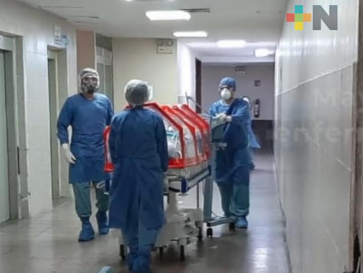 IMSS brindó el estatus de la salud del personal médico y de enfermería