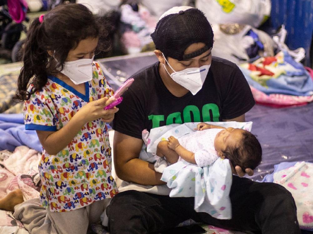 COVID y huracanes, doble amenaza para niños de América Central y el Caribe