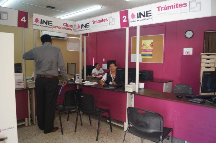 INE en Tuxpan reforzará protocolos sanitarios el día de la elección del 6 de junio