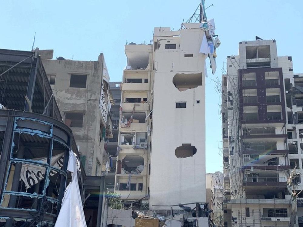 México aportará 100 mil dólares al plan de respuesta humanitaria ante la explosión registrada en Beirut, Líbano