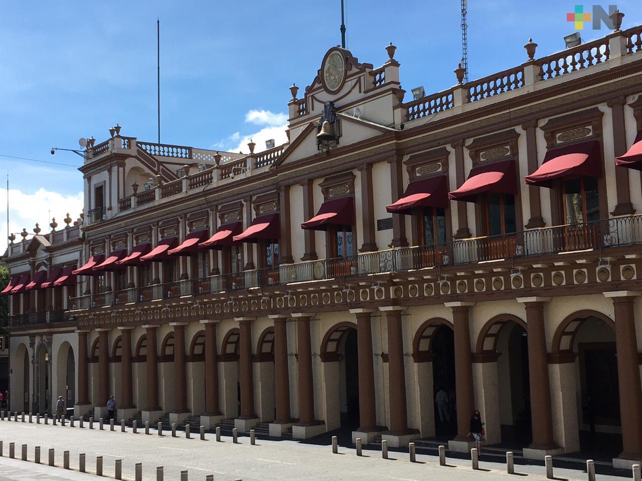 Gobierno de Veracruz evaluado entre los 10 mejores del país