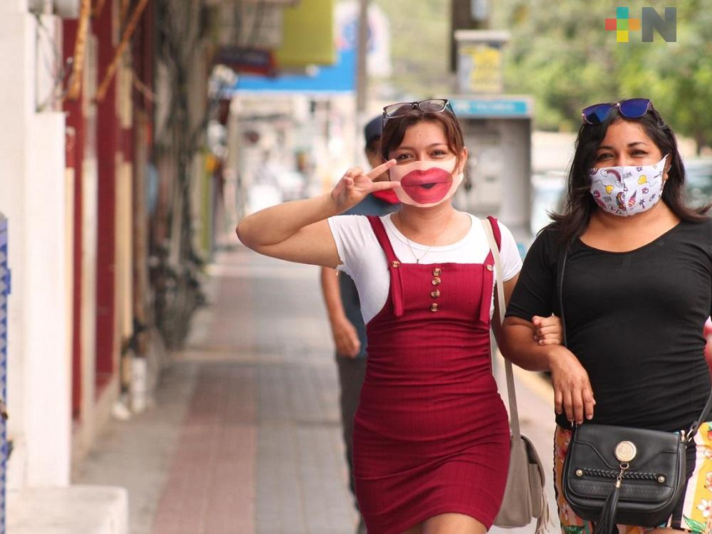 México, con el índice de positividad por COVID-19 más bajo desde el pico de la pandemia