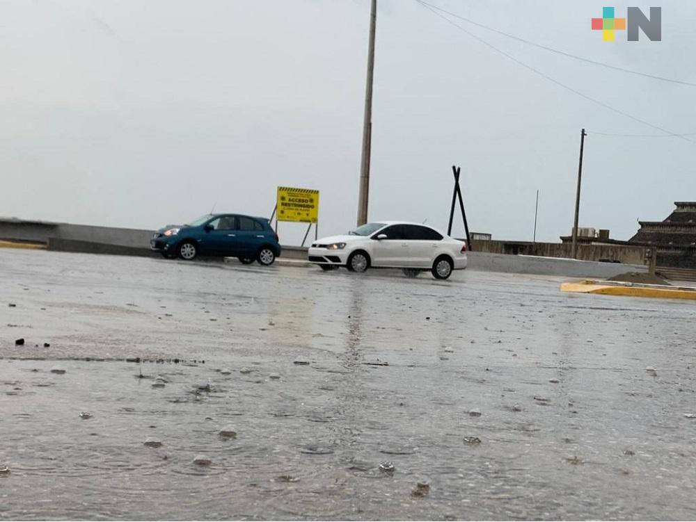 Se esperan lluvias en zona montañosa y sur de Veracruz