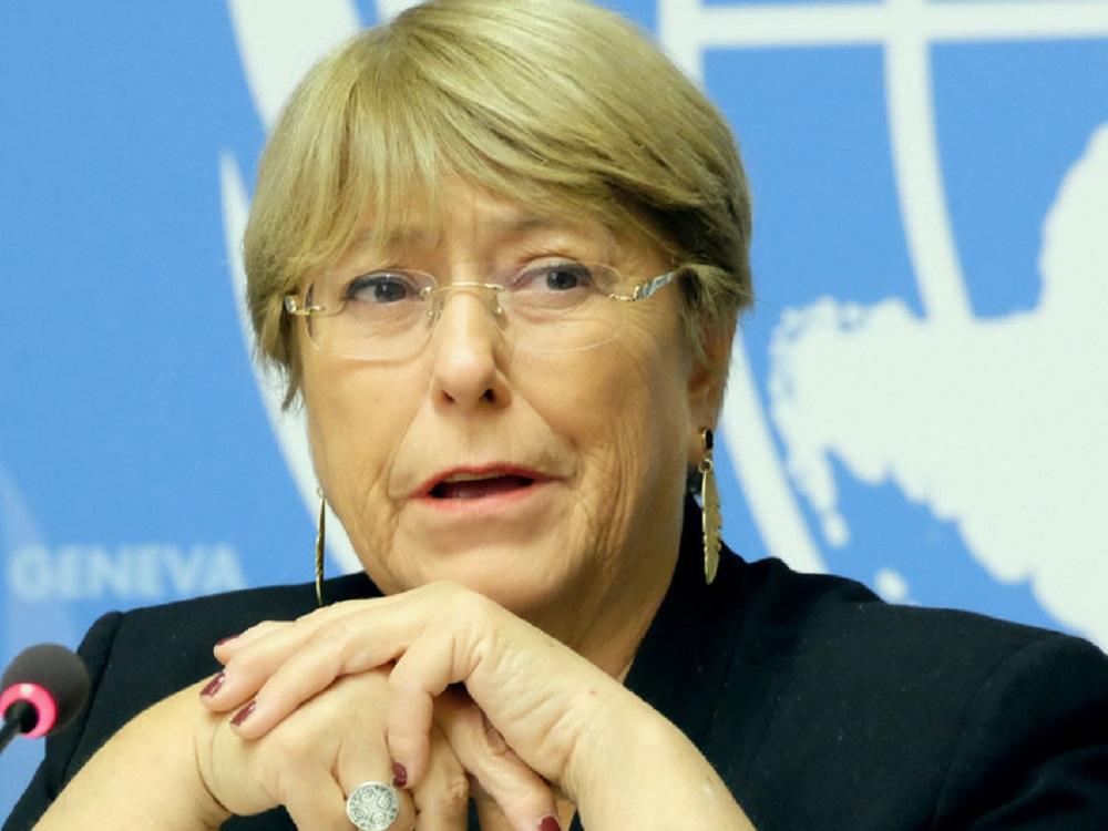 Bachelet alerta de las crecientes amenazas a instituciones de derechos humanos en América Latina