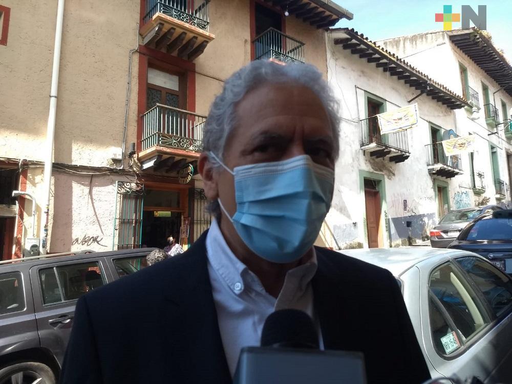 Xalapa podría regresar a semáforo rojo, advierte alcalde; habría rebrotes