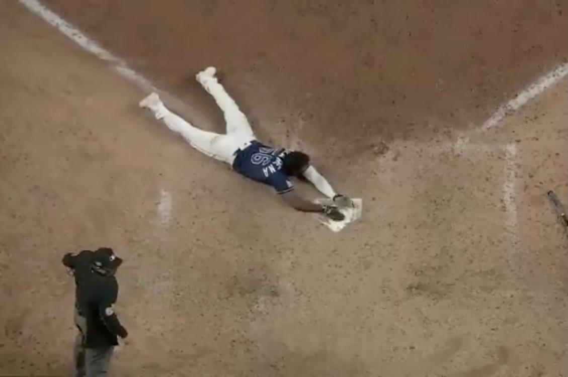 Juegazo en Arlington y Tampa Bay empató la serie; dejó tendido a Dodgers