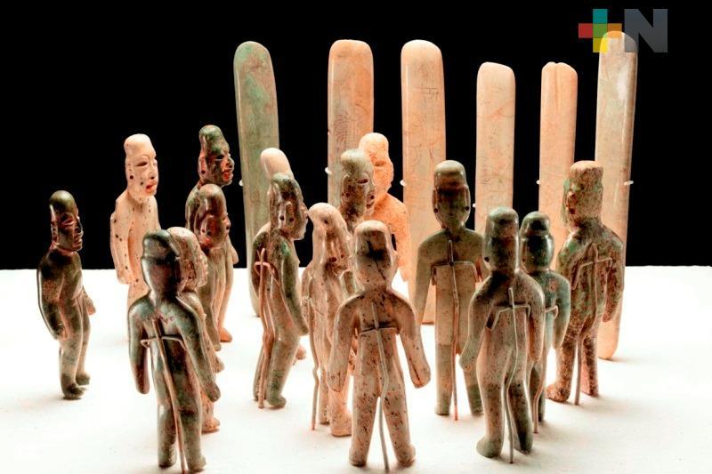 Exposición Los olmecas y las culturas del Golfo se despidió de París con más de 124 mil visitas