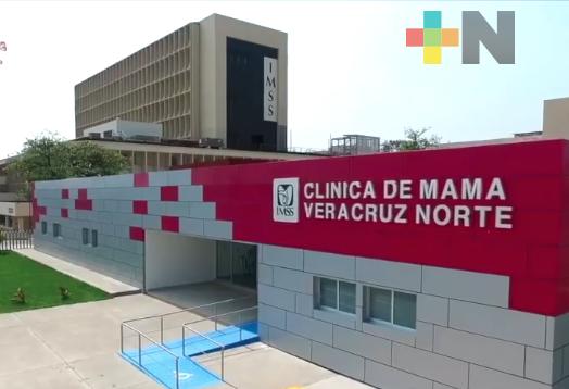 Invita IMSS a realizarse mastografías de detección oportuna en Clínica de Mama en Veracruz