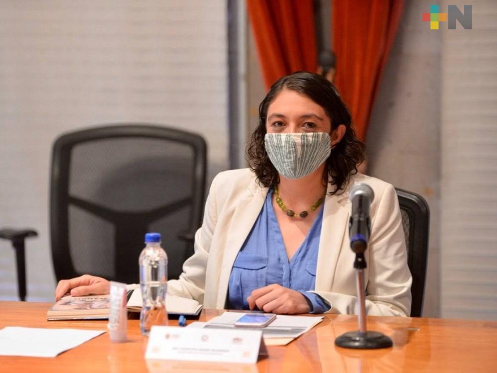 En Veracruz, Protección Civil realiza operativos para supervisar estructuras de puentes: Guadalupe Osorno