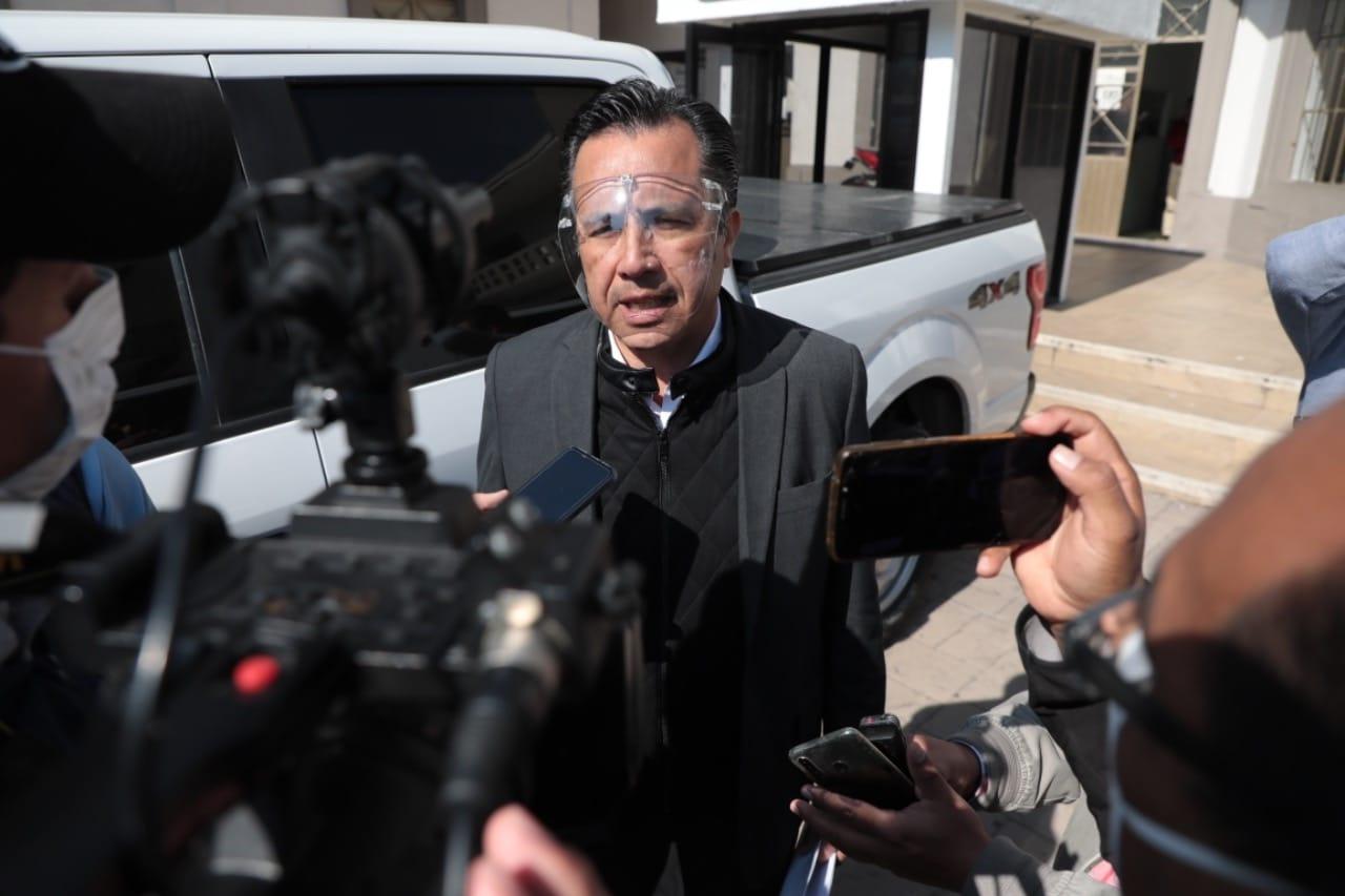 No permitiremos venganzas entre grupos delictivos, dice gobernador Cuitláhuac en Río Blanco