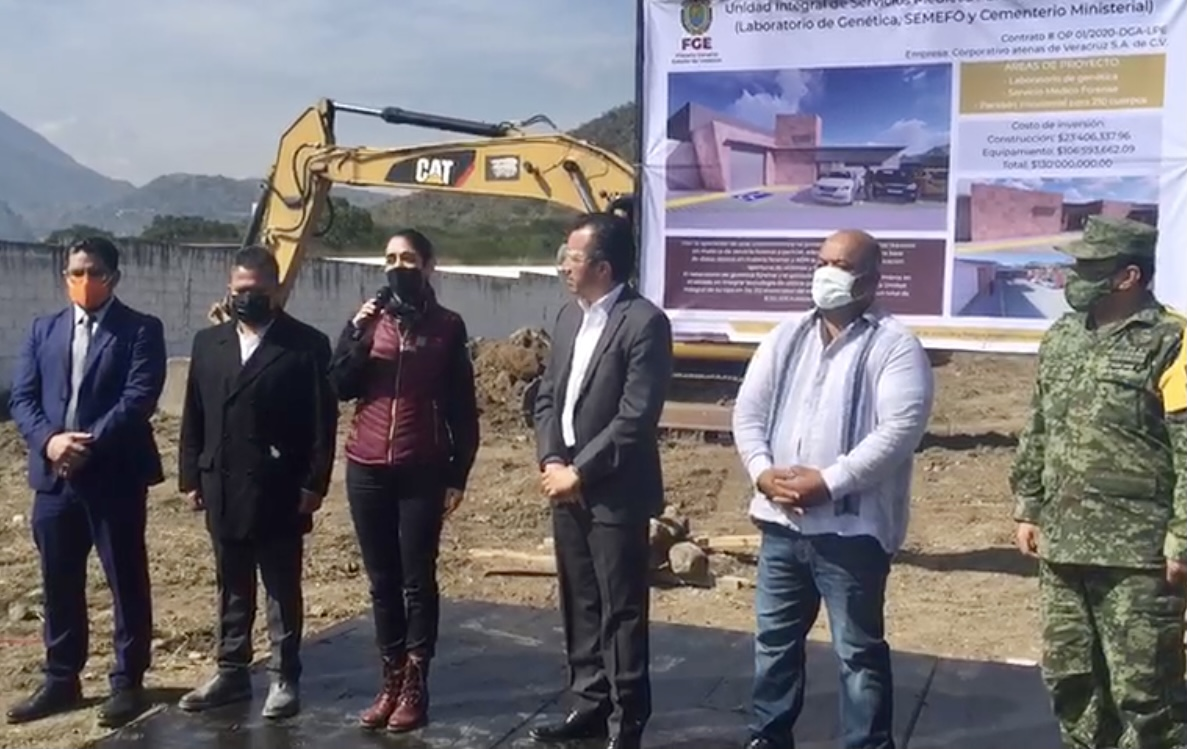 Inició la construcción del SEMEFO Ministerial de Nogales