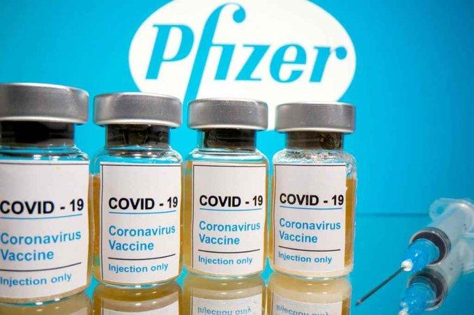 Completa Pfizer 1.4 millones de vacunas entregadas a México esta semana