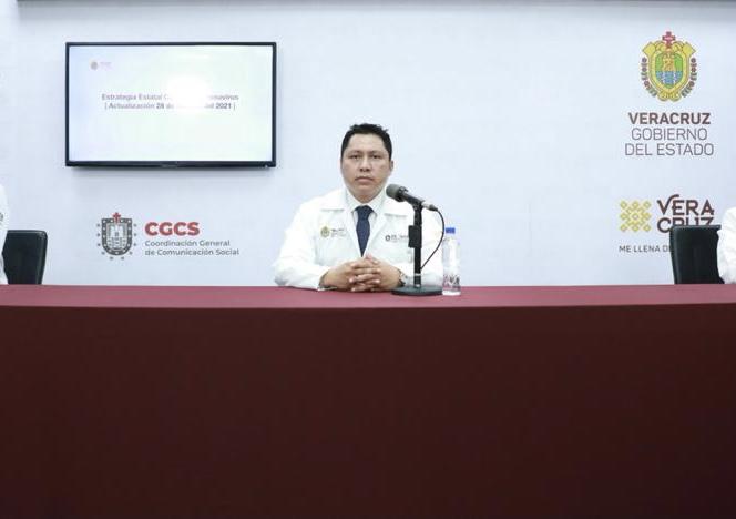 Veracruz tiene 55,083 casos positivos de COVID-19; hay 8,051 fallecidos