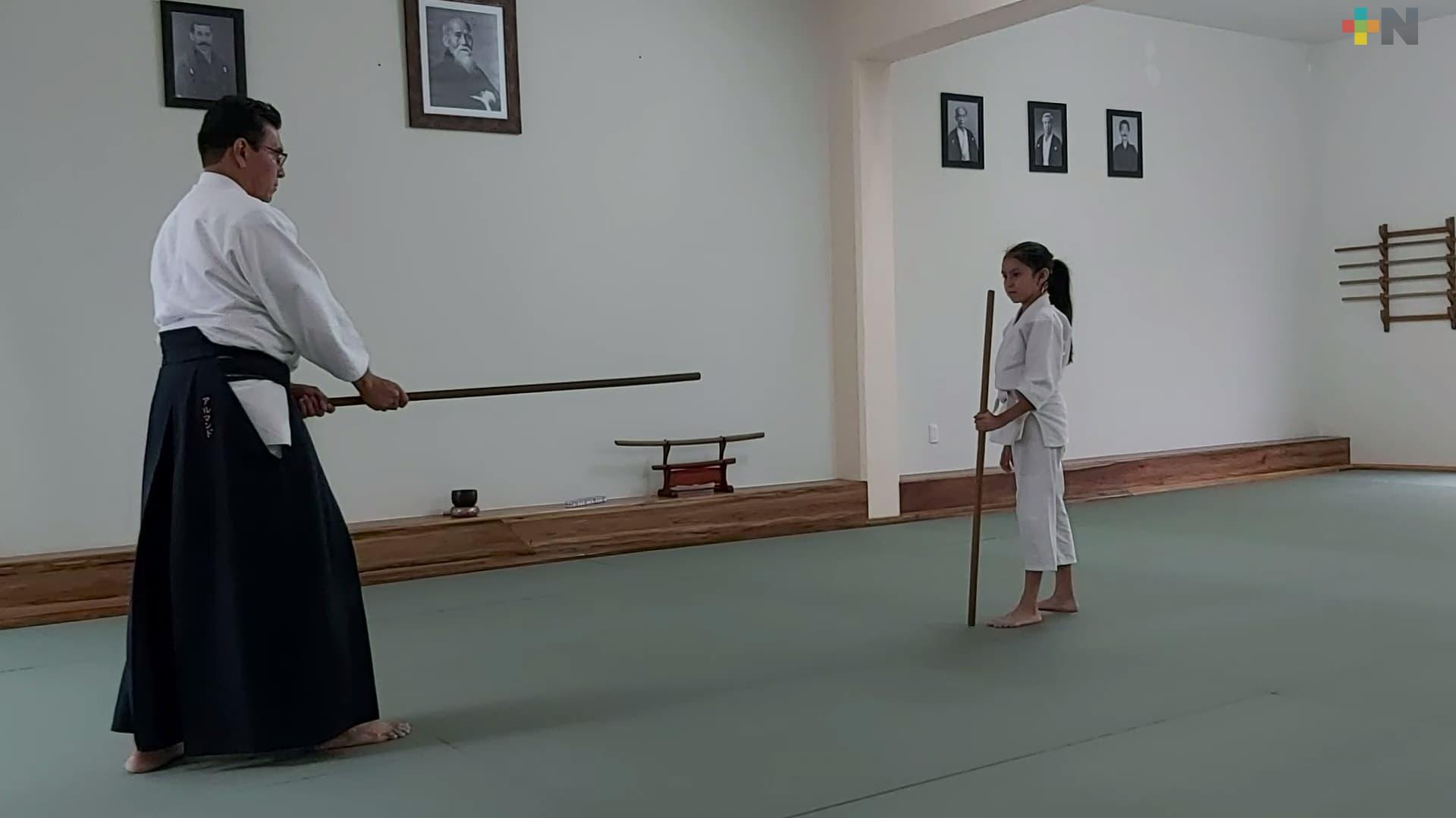 Alistan Seminario Internacional Virtual de Aikido
