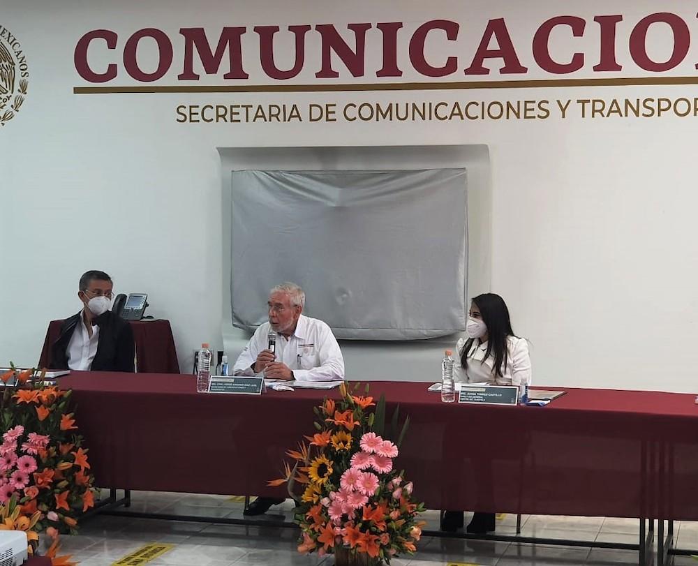 La calidad de las obras, fundamental para la seguridad de las personas: Arganis Díaz-Leal