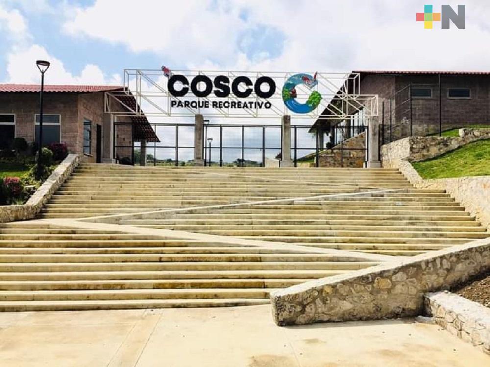 Avanza obra pública para atraer turismo al municipio de Coscomatepec