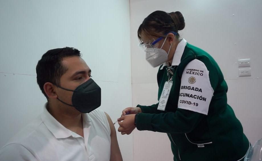 Este martes iniciará vacunación a personas de 40 a 49 años en el estado de Veracruz
