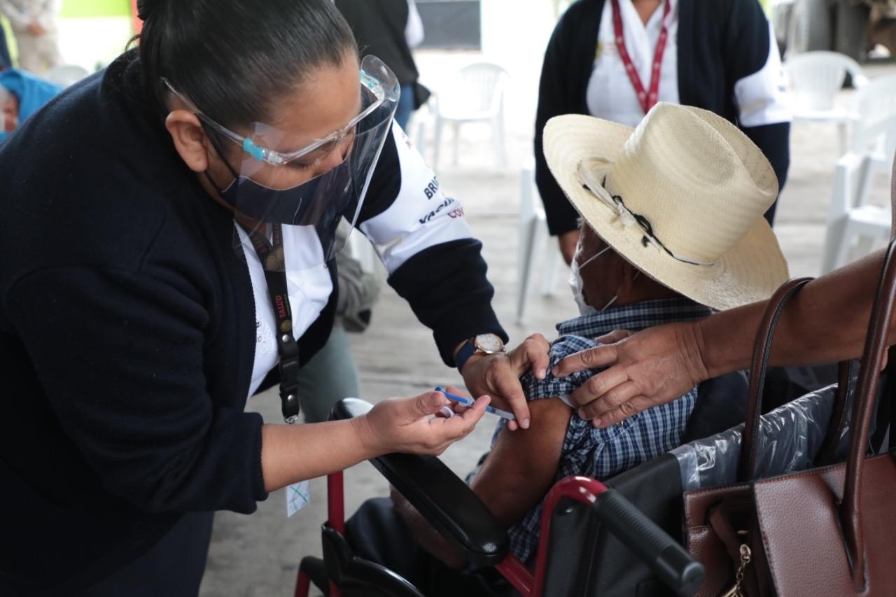 En Veracruz, de manera ordenada avanza el Plan Nacional de Vacunación: Cuitláhuac García