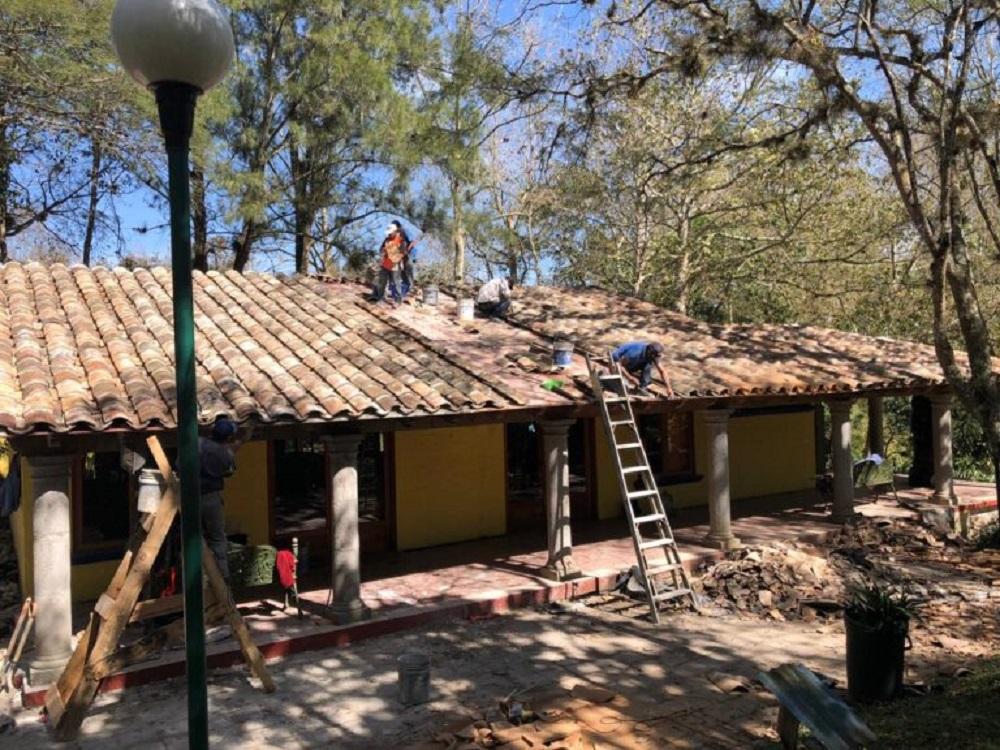 En coordinación con SIOP y Ayuntamiento de Xalapa, el IVEC rehabilita sus recintos culturales