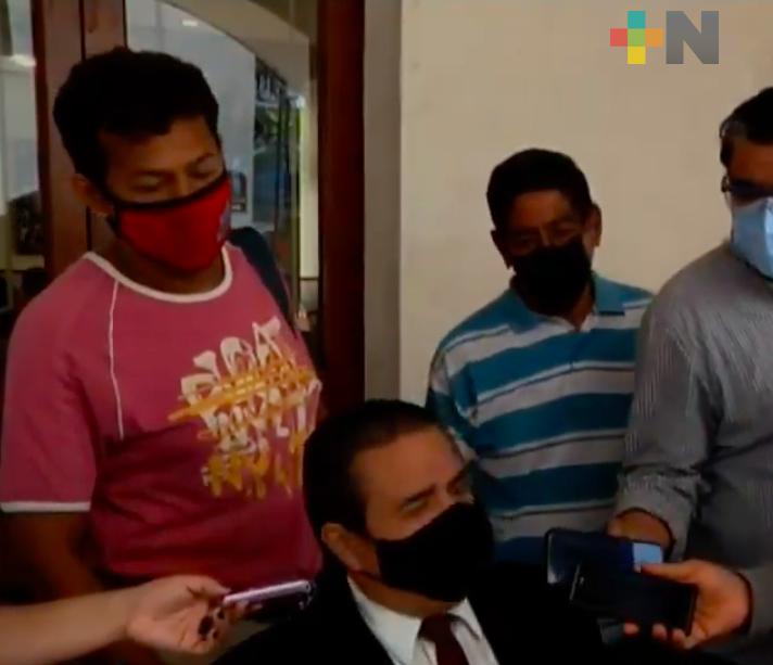 Ex empleados de panificadora de Veracruz aún esperan ser liquidados