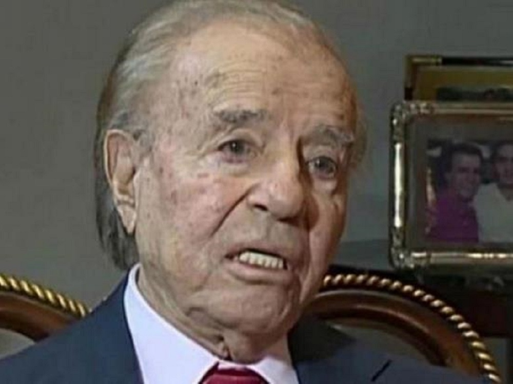 Falleció Carlos Menem, ex presidente argentino