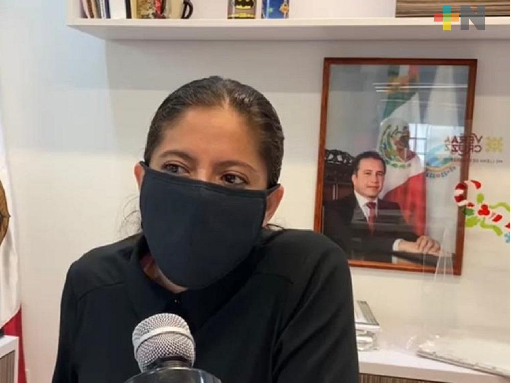 En Coatzacoalcos hay movimiento económico y trabajo: Hildeliza Díaz
