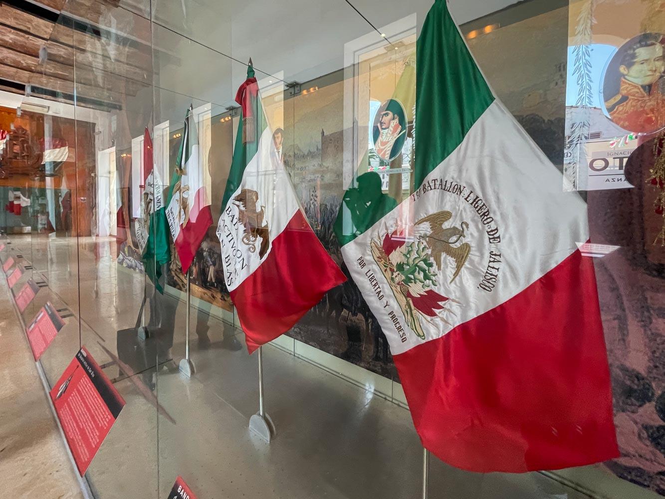 Inicia en Guerrero la Ruta de Banderas Históricas para conmemorar 200 años del México independiente