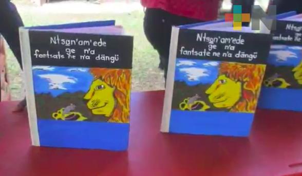 De manera virtual, magisterio indígena otomí promueve lengua materna en municipio de Texcatepec