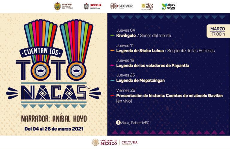 """Presenta IVEC narrativas de tradición oral en la serie """"Cuentan los totonacas"""""""