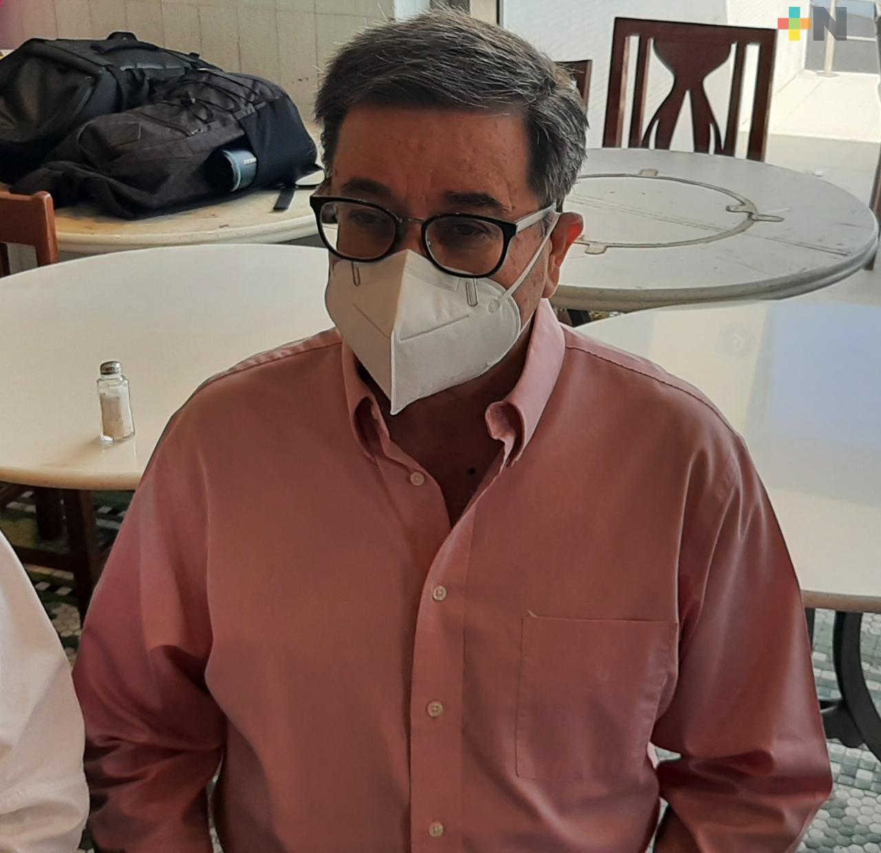 Ángel Deschamps es el precandidato a la alcaldía de Boca del Río por Movimiento Ciudadano
