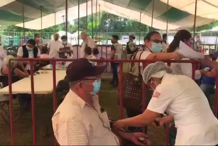 Registrarse en plataforma de Mi Vacuna para tener una mejor atención: Manuel Huerta