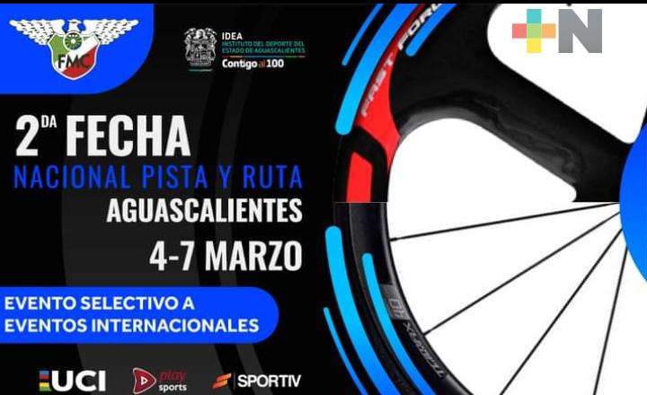 Veracruz estará presente en la Copa Federación de ciclismo