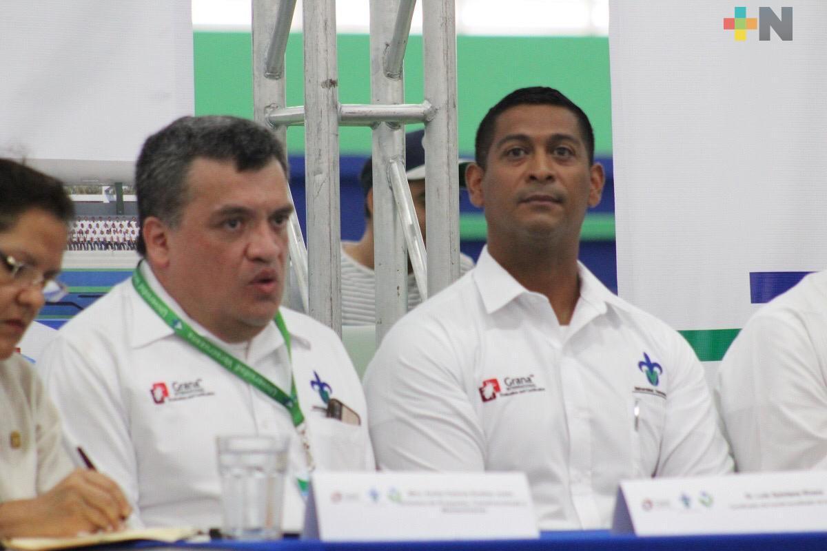 Eficiente gestión de Luis Quintana, en FEFUV: Julio Gómez