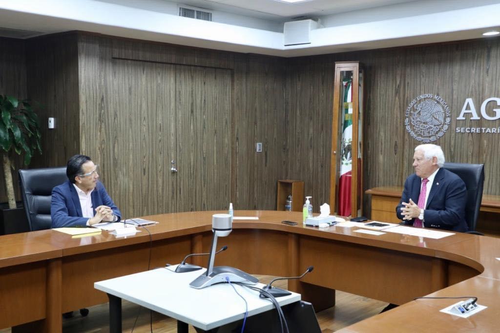 Cambios a Ley Ganadera para el Estado de Veracruz se implementarán en los próximos cuatro meses