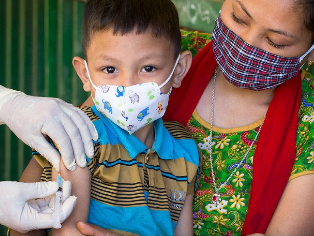 228 millones de personas en riesgo por retraso en vacunación contra sarampión y otras enfermedades debido al COVID-19