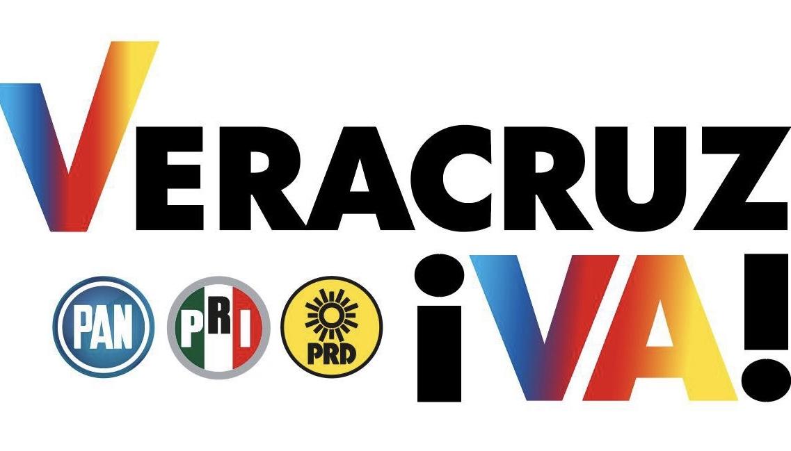 Se concretó coalición «Veracruz, ¡Va!», en 93 municipios