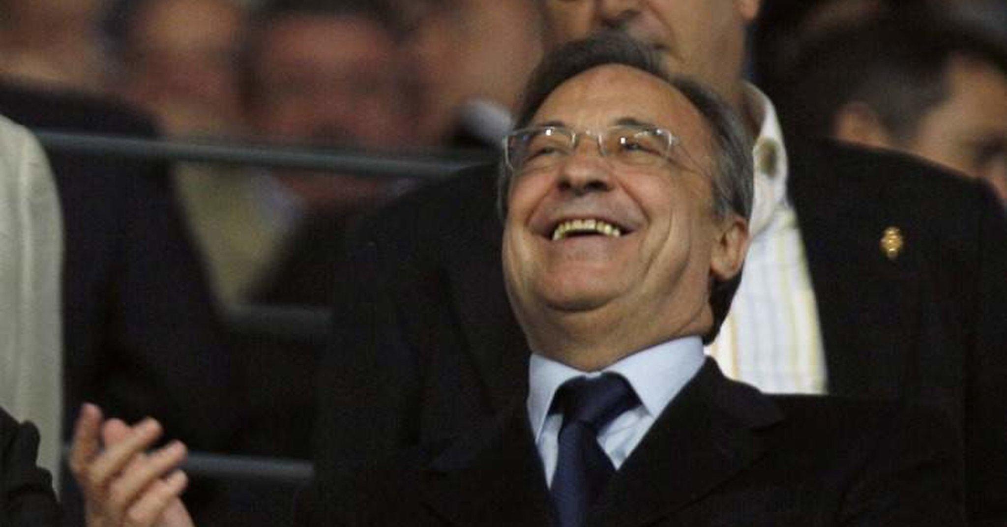 La Súper Liga Europea para salvar el futbol: Florentino Pérez