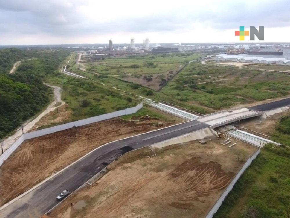 """Administración Portuaria Integral de Coatzacoalcos licitó proyecto para desarrollo del predio """"Gavilán de Allende"""""""