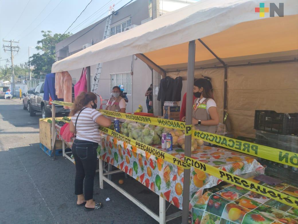 Incrementan solicitudes al Banco de Alimentos en el municipio de Veracruz