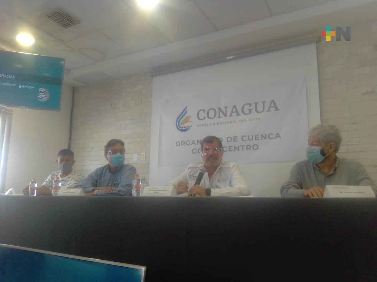 Veracruz en riesgo de falta de agua por sequía y deforestación: Conagua