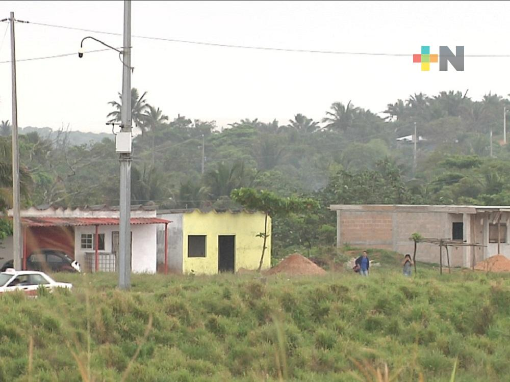 Congregaciones de Coatzacoalcos solicitan construcción de subestación eléctrica a CFE