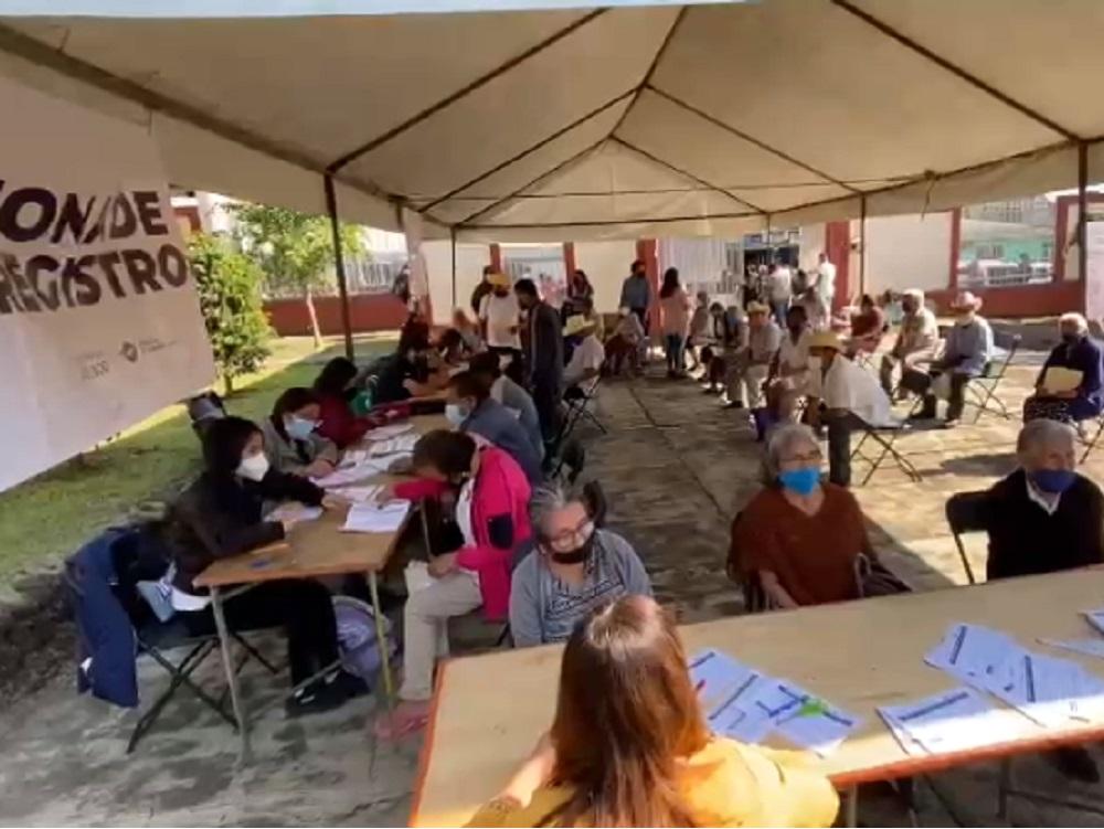 Durante esta semana iniciará segunda aplicación de vacuna en Nogales y Fortín